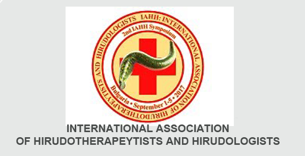 INTERNATIONAL ASSOCIATION OF HIRUDOTHERAPEYTISTS AND HIRUDOLOGISTS